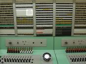 Fort «Furggels» - Old Telephone Exchange