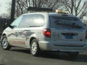 English: Ypsilanti Public Schools Safe Schools Program vehicle, Ypsilanti, Michigan. The Safe Schools program works to prevent drug and alcohol abuse. http://www.ypsd.org/aboutus/safeschools.html