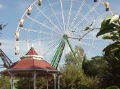 The Giant Wheel, a Ferris wheel at Gold Reef City