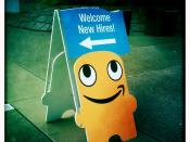 Amazon.com Welcome New Hires!