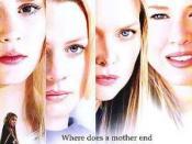 Film poster for White Oleander - Copyright 2002, Warner Bros. Pictures