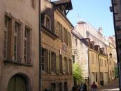 Deutsch: Geburtshaus von Louis Pasteur in Dole