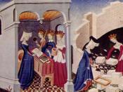 Beginning of 15th century