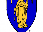 Arms of Merthyr Tydfil County Borough Council