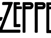 English: Wordmark of Led Zeppelin as found on