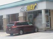 English: A Subway Resteruant located in Amherst, New York.