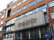 Soho Theatre, Soho, W1