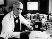 English: Alexander Fleming