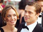 English: Angelina Jolie and Brad Pitt at the Cannes film festival