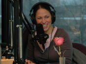 Kathy Romano, from the Preston and Steve Show, WMMR Philadelphia