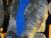 Nederlands: Kathy Pauwels tijdens VTM-kerstparade in Genk, 2008