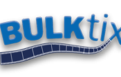 English: This is the logo for the Bulktix.com Business