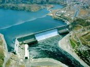 English: Grand Coulee Dam.