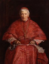 John Henry Newman, by Sir John Everett Millais, 1st Bt (died 1896). See source website for additional information. This set of images was gathered by User:Dcoetzee from the National Portrait Gallery, London website using a special tool. All images in this