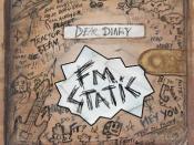 Dear Diary (FM Static album)