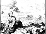 Illustration of Abbé Prévost's Histoire du Chevalier Des Grieux et de Manon Lescaut