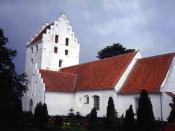 Dansk: Rynkeby Kirke i Danmark. Rynkeby kirke