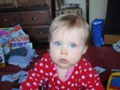 Amelia's 1st B-Day
