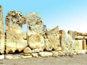 Temple mégalithique Hagar Qim