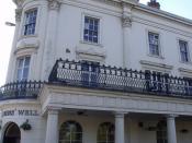 Robbins' Well, 2 Victoria Terrace, Leamington Spa