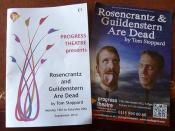 October 15th, 2012 Rosencrantz & Guildenstern Are Dead