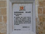 Malta; George Cross