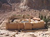 English: Saint Catherine's Monastery, Sinai (Egypt) Nederlands: Het Sint-Katharinaklooster in de Sinaï (Egypte) Français : Le monastère de Sainte-Catherine au Sinaï (Egypte)