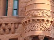 English: Bexar County Courthouse, San Antonio, Texas