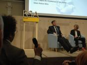 Clay Christensen at the RSA in London