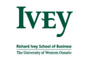 Richard Ivey School of Business logo, University of Western Ontario