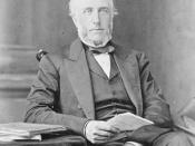 George Brown (1818 - 1880), father of Confederation.