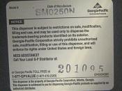 Leased Toilet Paper Dispenser Usage Restrictions