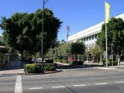 English: Main street, Moree, NSW