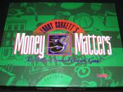 Larry Burkett's Money Matters (1993) teaches Christian stewardship and money management