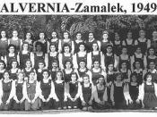 Alvernia  Class 1949