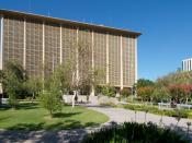 Fresno County Courthouse, Fresno, California, USA