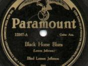 Paramount Records label, 1926,