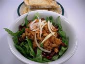 Sweet Chilli Tuna Salad