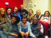 Day 294 - West Midlands Police - Film project with young people in Birmingham
