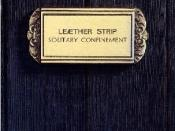 Solitary Confinement (Leæther Strip album)
