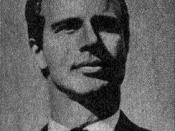 Photograph of person described in Hiroshima