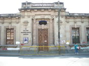 English: Birthplace of Mexican president Porfirio Diaz located in the city of Oaxaca in Mexico