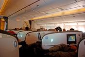 ANZ 777 cabin