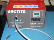English: Loctite glue curer.
