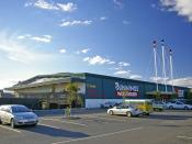 Bunnings Warehouse Home Base Wagga Wagga. Formerly Hardware House.