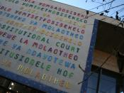 English: The entrance of the Constitutional Court of South Africa at Constitution Hill, Braamfontein, Johannesburg.