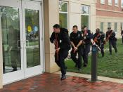 DISA conducts emergency-response exercise