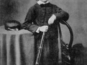 English: Picture of Cecil Rhodes as a boy