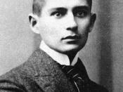 English: 3:4 Portrait crop of Franz Kafka