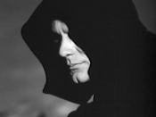 Bengt Ekerot as Death, from the film Det Sjunde inseglet (The Seventh Seal) (1957).